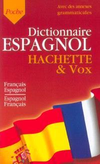 Dictionnaire de poche français-espagnol, espagnol-français