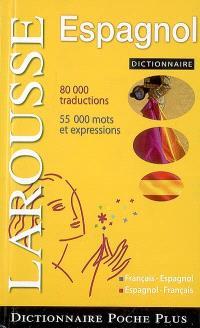Dictionnaire de poche plus français-espagnol, espagnol-français