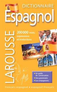 Espagnol : dictionnaire de poche : français-espagnol, espagnol-français