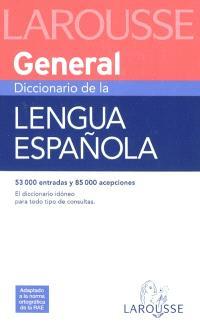 General diccionario de la lengua espanola