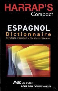 Harrap's compact espagnol : français-espagnol, français-espagnol