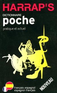 Harrap's dictionnaire de poche espagnol-français