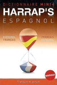Harrap's mini plus : dictionnaire espagnol-francés, français-espagnol = Harrap's mini plus : diccionario