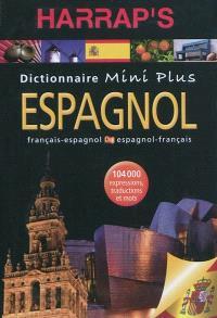 Harrap's mini plus : dictionnaire français-espagnol = Harrap's mini plus : diccionario espanol- francés