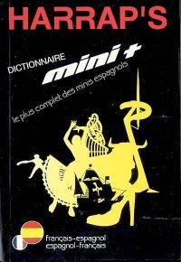 Harrap's mini plus dictionnaire : français-espagnol, espanol-francés