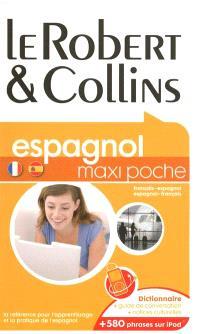 Le Robert & Collins maxi poche espagnol