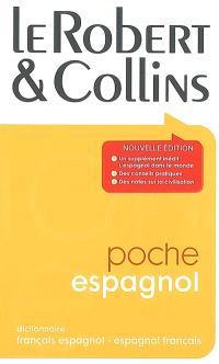 Le Robert & Collins poche espagnol : dictionnaire français-espagnol, espagnol-français