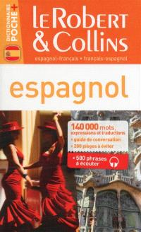 Le Robert & Collins poche plus espagnol : français-espagnol, espagnol-français