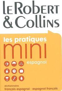 Le Robert et Collins espagnol : dictionnaire français-espagnol, espagnol-français