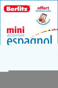 Mini-dictionnaire espagnol : français-espagnol, espagnol-français