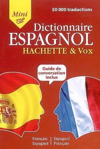 Mini-dictionnaire français-espagnol, espagnol-français