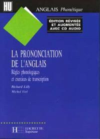 La prononciation de l'anglais : règles phonologiques et exercices de transcription