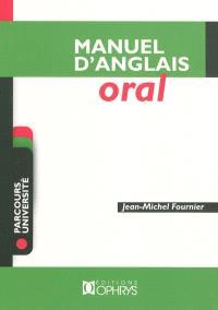 Manuel d'anglais oral