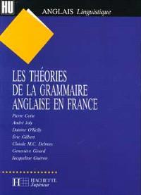 Les théories de la grammaire anglaise en France