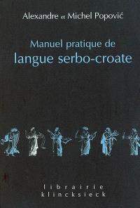 Manuel pratique de langue serbo-croate