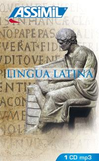 Lingua latina : 1 CD MP3