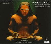 Hiéroglyphes : la méthode Champollion appliquée aux prénoms