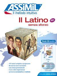 Il latino senza sforzo : pack CD