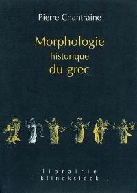 Morphologie historique du grec