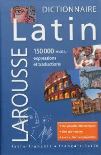 Dictionnaire latin : français-latin, latin-français : 150.000 mots, expressions et traductions