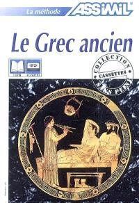 Le grec ancien