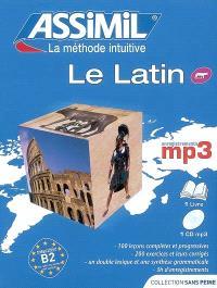 Le latin : pack MP3
