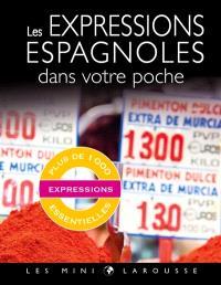 Les expressions espagnoles dans votre poche : plus de 1.000 expressions essentielles