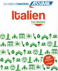 Italien : faux débutants