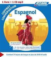 Coffret conversation espagnol