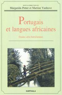 Portugais et langues africaines : études afro-brésiliennes