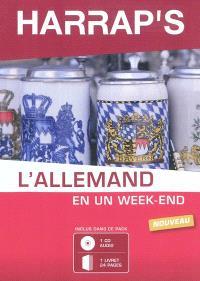 L'allemand en un week-end
