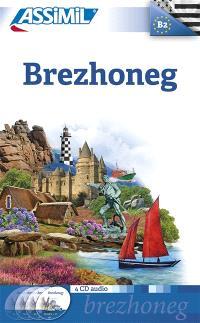 Brezhoneg : 4 CD audio