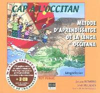 Cap a l'occitan : metode d'aprendissatge de la lenga occitana : lengadocian