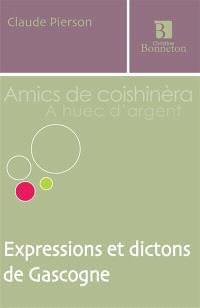 Expressions et dictons de Gascogne