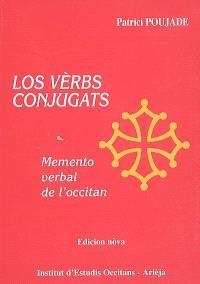 Los vèrbs conjugats : memento verbal de l'occitan