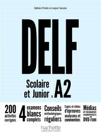 DELF : scolaire & junior : A2