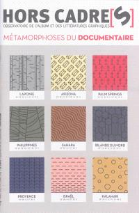 Hors cadre(s). n° 14, Métamorphoses du documentaire