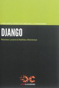Développez votre site web avec le framework Django