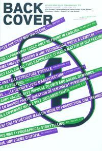 Back cover. n° 4