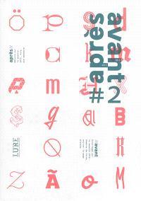 Après-avant : revue annuelle de culture graphique. n° 2, 2013-2014