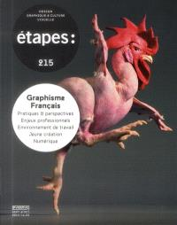 Etapes : design graphique & culture visuelle. n° 215