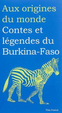 Contes et légendes du Burkina-Faso : recueillis en pays sénoufo