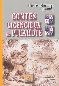Contes licencieux de Picardie : contributions au folklore érotique : contes, chansons, usages, etc., recueillis aux sources orales
