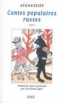 Contes populaires russes. Volume 1