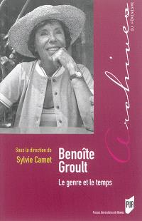 Benoîte Groult : le genre et le temps