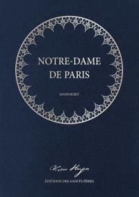 Notre-Dame de Paris : manuscrit