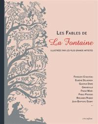 Les fables de La Fontaine illustrées par les plus grands artistes