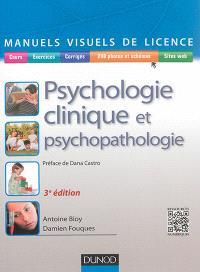 Psychologie clinique et psychopathologie