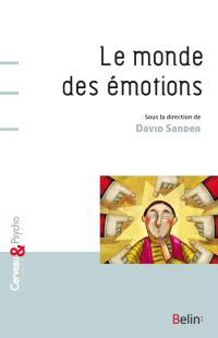 Le monde des émotions