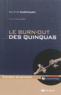 Le burn-out des quinquas